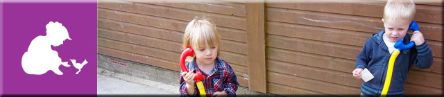 Contact Anne Frank Montessori Day Nursery on 01403 270895