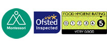 MEAB Accredited Montessori - Ofsted Inspected - Food Hygiene Rating Very Good